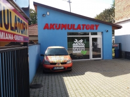Akumulatory Nowy Sącz Grupa AutoElektro